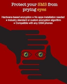 Encrypted Text Messaging (GTRUST) | Gulfware International
